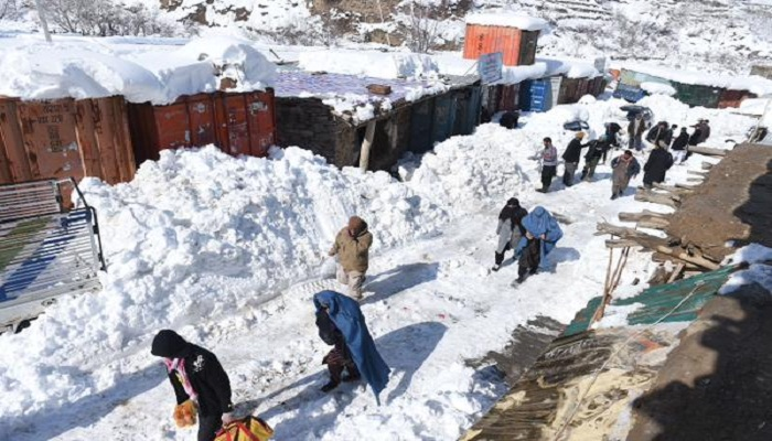 Afghan avalanche toll rises to 250