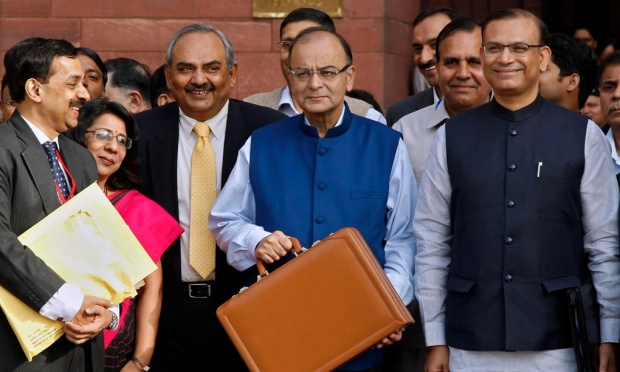 India unveils budget for growth