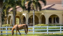 Horse heaven available -- for $22.9m