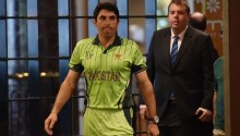 Misbah to Pakistan: \'Never give up\'