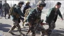 Double bombing kills 9 people in Iraq