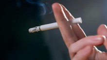 Smokers are more likely to suffer from anxiety and depression