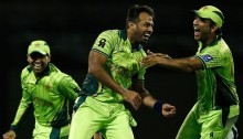 Pakistan win by 20 runs