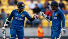 Kumar Sangakkara, Lahiru Thirimanne score tons as Sri Lanka register easy win vs England
