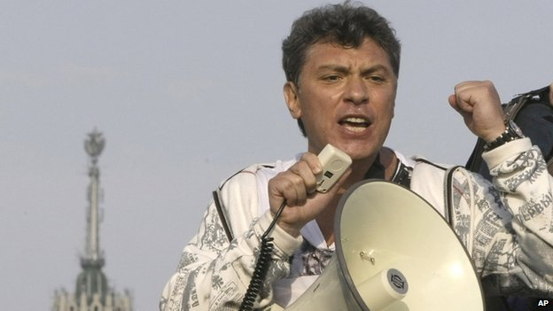 Boris Nemtsov murder: Thousands set to march in Moscow