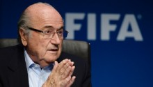 Fifa\'s Sepp Blatter \'concerned\' by Russia racism report