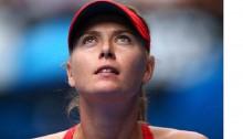 Stomach virus rules out Sharapova