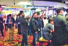 Khaled Mahmud \'caught\' while \'fielding\' around casino
