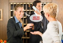 Questions to never ask your hotel staff