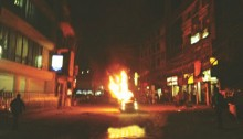 BNP-led 20-party hartal enters 3rd day