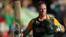 South Africa bat; Ireland recall McBrine
