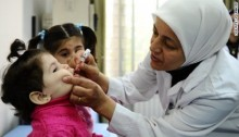 Over 500 Pakistani parents arrested for not vaccinating children