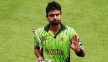 Shehzad falls shy of ton as Pakistan post 339-6