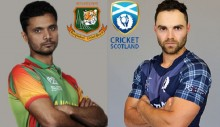 ICC World Cup: Will Tigers triumph over the Scots?