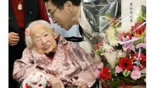World\'s oldest person, gets ready to celebrate 117th birthday