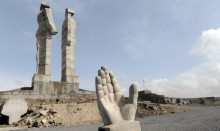 Turkey President fined for statue \'monstrosity\' insult