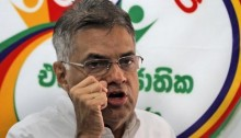 Indian fishermen will be shot if they venture into Sri Lankan waters: Ranil Wickramasinghe
