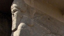 IS \'destroying ancient Iraq site\'