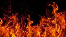 AC land office torched in Noakhali