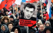 Nemtsov murder: Two held over killing of opposition politician