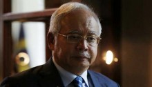 Malaysian Prime Minister \'hopeful\' MH370 will be found