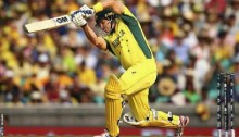 Maxwell and Watson on fire