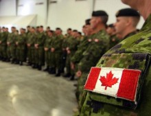 Iraqi Kurds say \'Canadian soldier killed after ignoring order\'