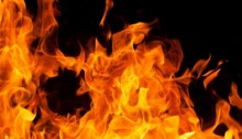 15 shops gutted in Rajbari