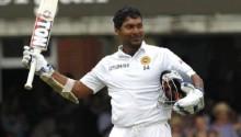 Kumar Sangakkara to retire from Test cricket in August
