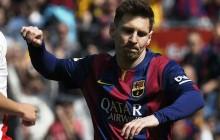 Lionel Messi hat-trick, Barcelona on top of La Liga