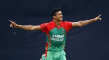 Taskin sends Buttler back
