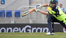 Ireland set India 260 to win