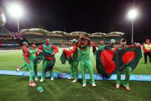 Highlights: Bangladesh Vs England at Adelaide Oval