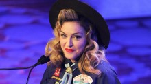 I'm not allowed to attend daughter's university games: Madonna
