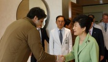 Knifed US Ambassador Released From South Korean Hospital