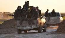 IS Syria-Iraq communication lines smashed: coalition