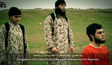 New ISIS video claims to show child killing alleged \'Israeli spy\'