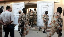 Pakistan troops raid prominent political party HQ in Karachi