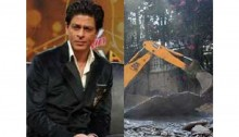 Shah Rukh Khan asked to pay Rs 1.93 lakh for ramp demolition outside Mannat