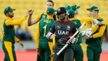 South Africa beats UAE by 146 runs to seal progress to quarter-finals