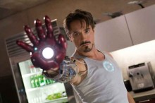 Robert Downey Jr. presents child with his own \'Iron Man\' robotic arm