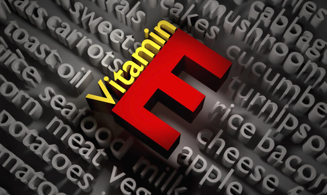 High cholesterol stops vitamin E from reaching tissues
