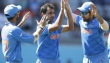 Unchanged India bowl against unchanged Zimbabwe