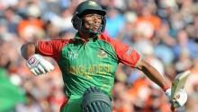Mahmudullah key factor to defeat India: Shakib