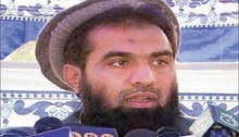 Pakistan detains Lakhvi again before his release