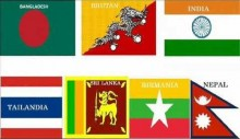 Bimstec countries to hold talks Monday