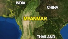 Myanmar Denies Bombing Inside China Amid Beijing\'s Protest