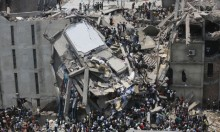 Benetton faces renewed pressure over Rana Plaza victims\' fund
