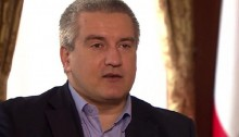 Crimea leader says it will never again be part of Ukraine