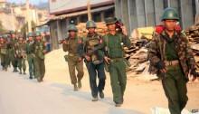 China media: Myanmar border tension